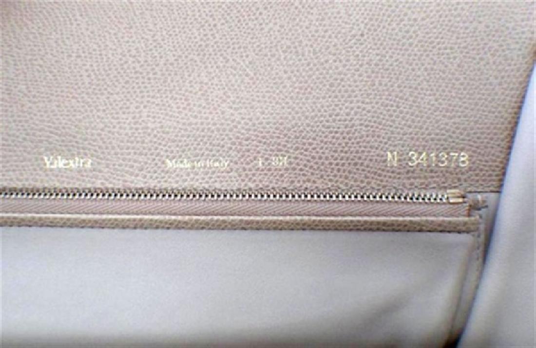 Valextra Beige Leather Handbag - 6