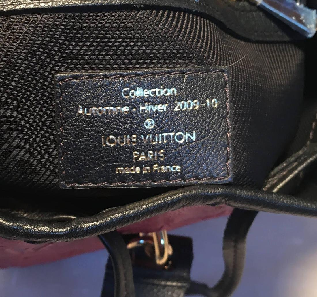 Louis Vuitton Ltd Ed Double Jeu Neo Noe cranberry - 10