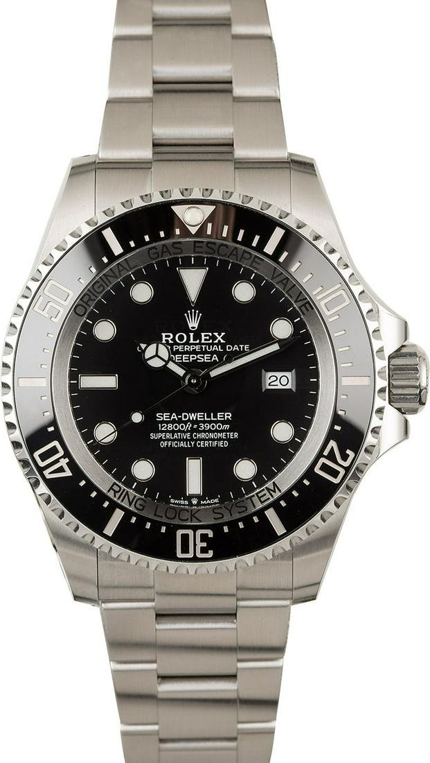 Rolex Model # 126660 Rolex Deepsea