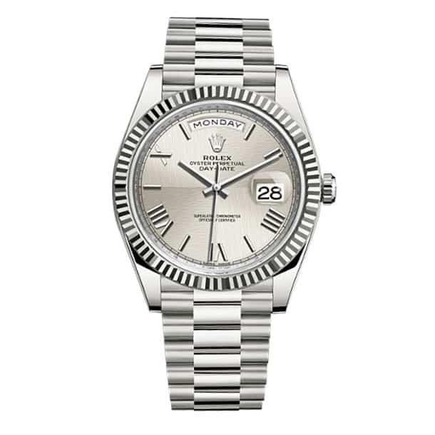 Rolex Model # 228239 Rolex Day Date WG 40MM