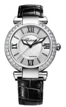 Chopard Imperiale with Diamond Bezel on Strap Model