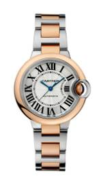 Cartier 42MM BB SS/RG Model #W2BB0004