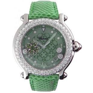 Chopard Happy Clover Watch Model #288427/20