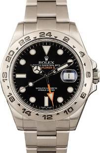 Pre-owned Rolex Explorer II - 216570
