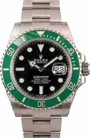Pre-owned Rolex Submariner Date 126610LV