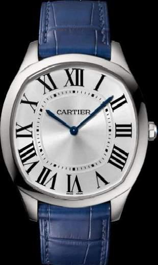 Cartier Drive Ultra Flat Model #WSNM0011