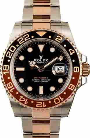 Pre-owned Rolex GMT-Master II - 126711CHNR