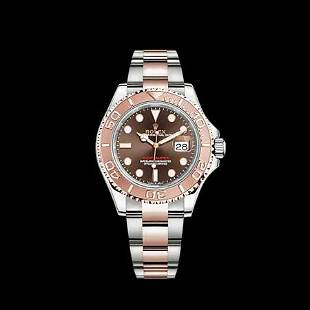 Rolex SS/RG Yachtmaster Model #126621