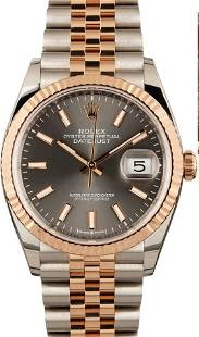 Pre-owned Rolex Datejust 126231