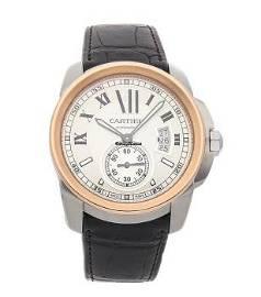 Cartier Calibre SS/RG Model #W7100039