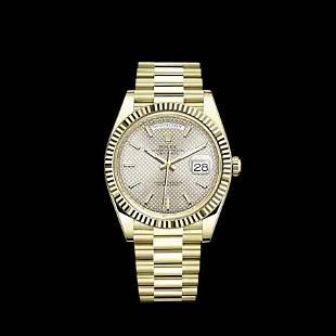 Rolex Day Date YG 40MM Model #228238