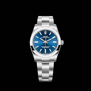 Rolex Oyster Perpetual 34MM No Date Model #124200