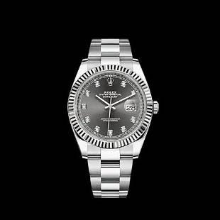 Rolex 41MM Datejust SS Model #126334
