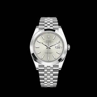 Rolex 41MM Datejust SS Model #126300