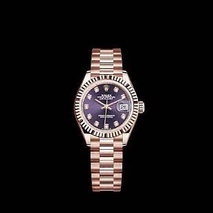 Rolex President RG 28MM Model #279175