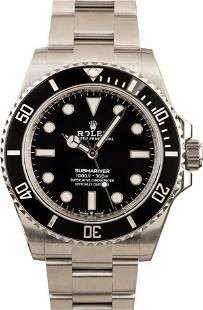 Pre-owned Rolex Submariner 124060