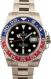 Pre-owned Rolex GMT Master II - 116719