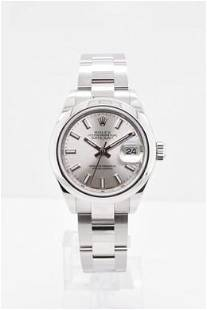 Pre-owned ROLEX DATEJUST Model #279160 S/S 28mm #A2707