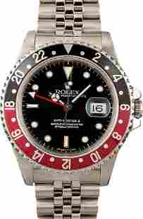 Pre-owned Rolex GMT-Master II - 16710