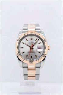 Pre-owned ROLEX DATEJUST Model #116261 S/R 36mm #A2966