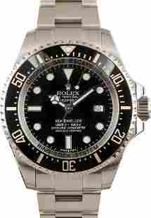 Pre-owned Rolex Sea-Dweller 116660