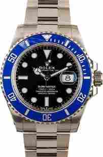 Pre-owned Rolex Submariner 126619LB