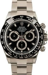 Pre-owned Rolex Daytona 116500LN