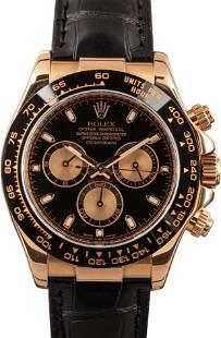 Pre-owned Rolex Daytona 116515