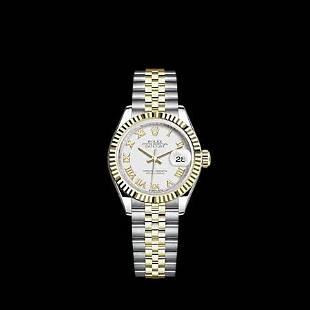 Rolex Datejust SS/YG 28MM Model #279173