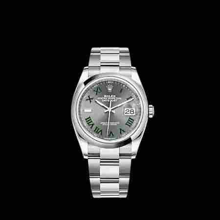 Rolex 36MM Datejust SS Model #126200