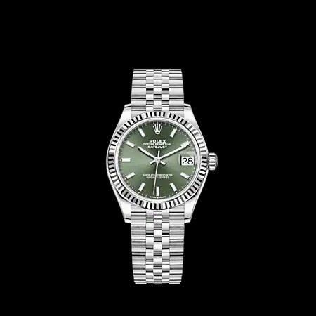 Rolex Datejust SS/WG Model #278274