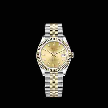 Rolex Datejust SS/YG Model #278273