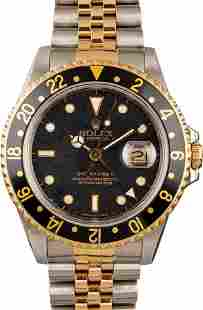 Pre-owned Rolex GMT-Master II - 16713