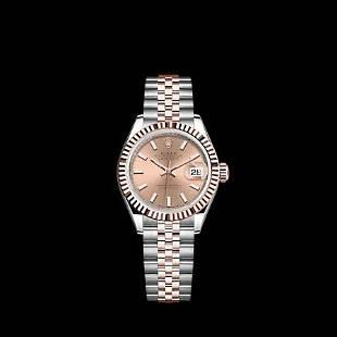 Rolex 28MM Datejust SS/RG Model #279171