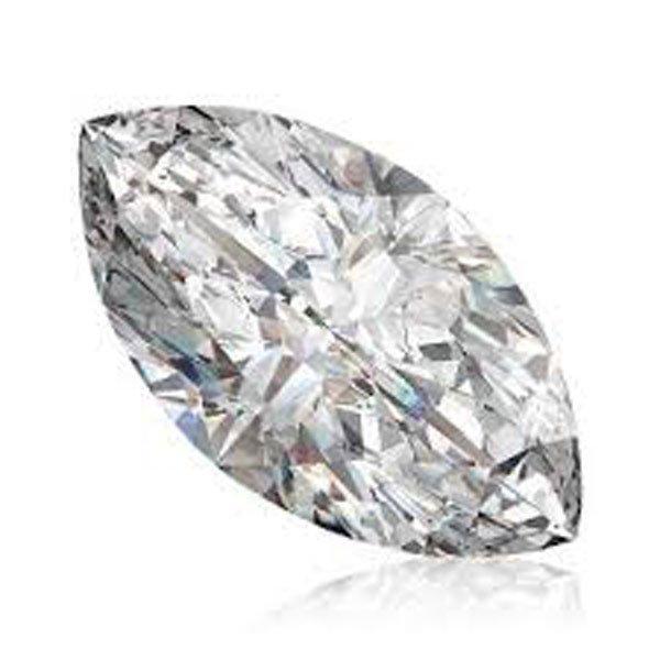 Marquise  Diamond 0.9carat K:I1:GIA:Dim.:8.30*4.91*3.51