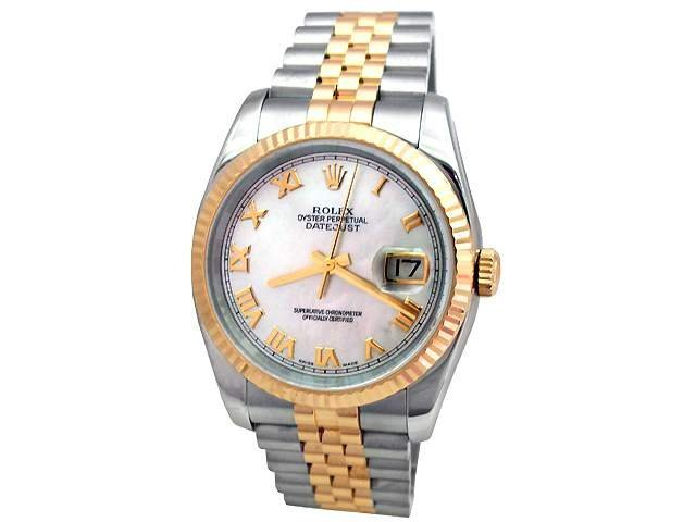 36mm Gents Rolex 18k Gold & Stainless Steel Oyster