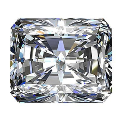 Radiant Diamond5.56ct:F,SI110.90*9.45*6.24:GIA