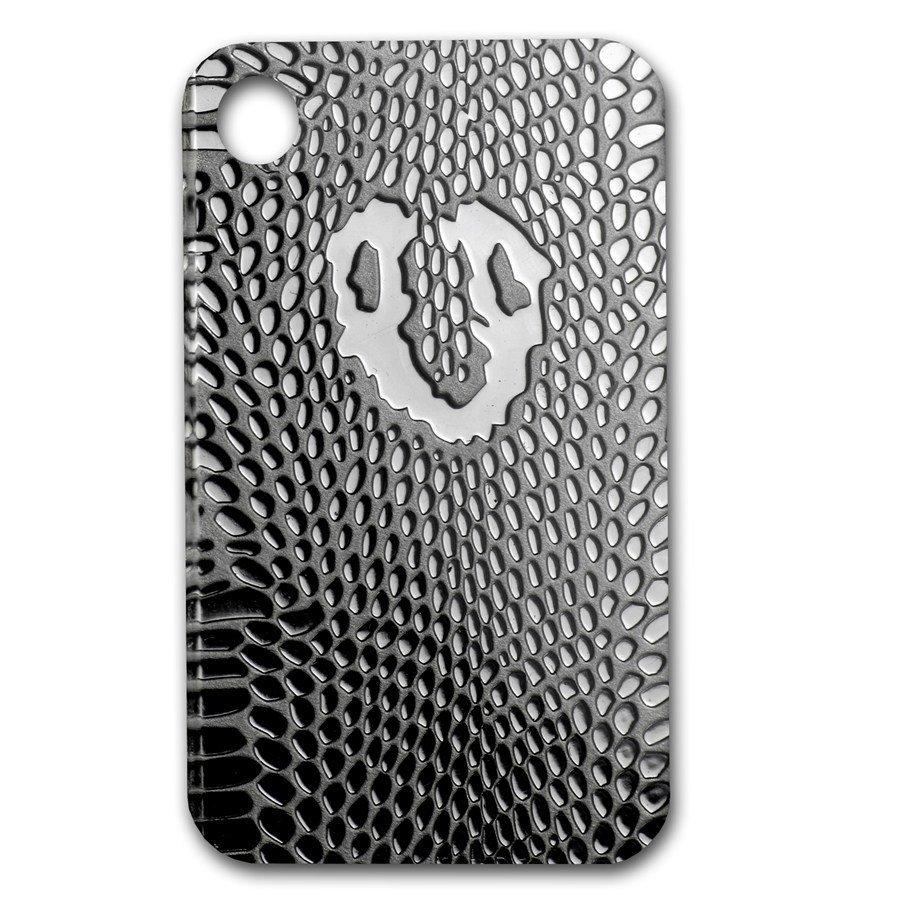 Cobra Skin - 10 Gram Silver Pamp Ingot Pendant