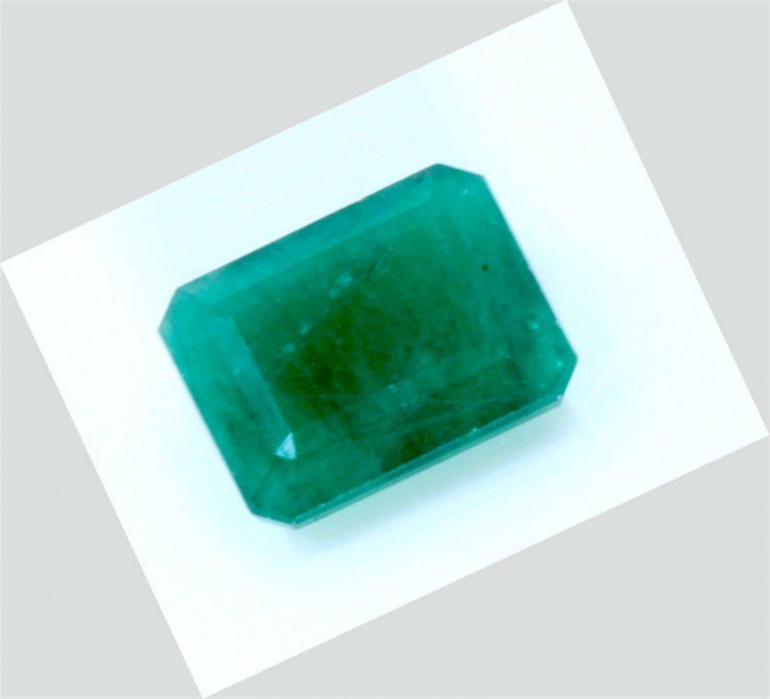 9 ct & up Emerald Cut EMERLD