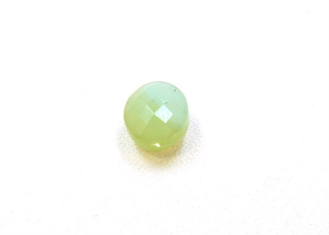 4 ct & up Chalcedony Oval Shaped