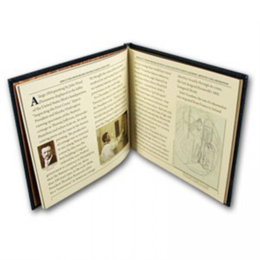 2009 Ultra High Relief Double Eagle Gold Coin Book - 2