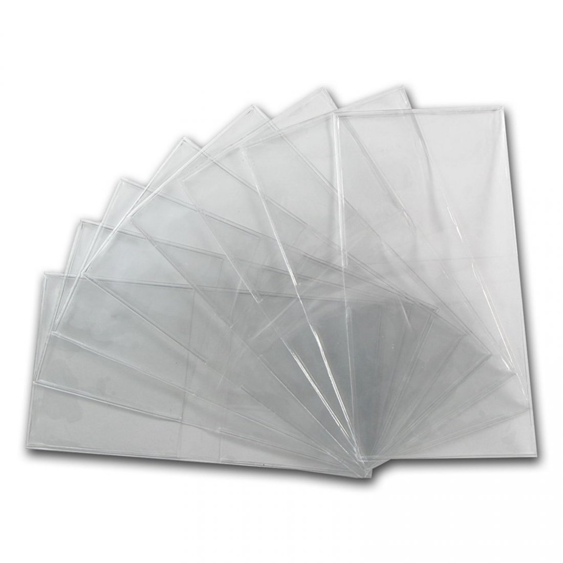 2.5 X 2.5 Soft Flips (#15) - (100 count)