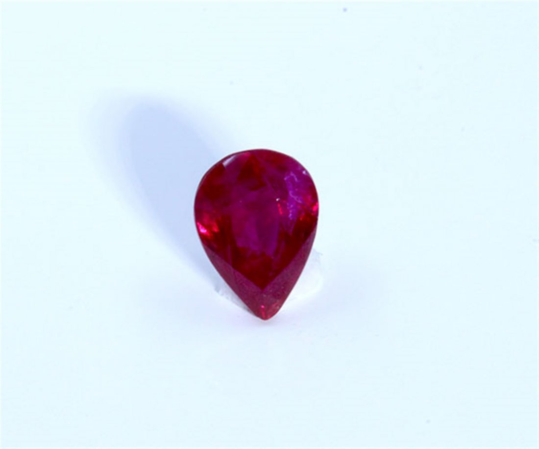 GIA Natural Ruby 2.04 ct