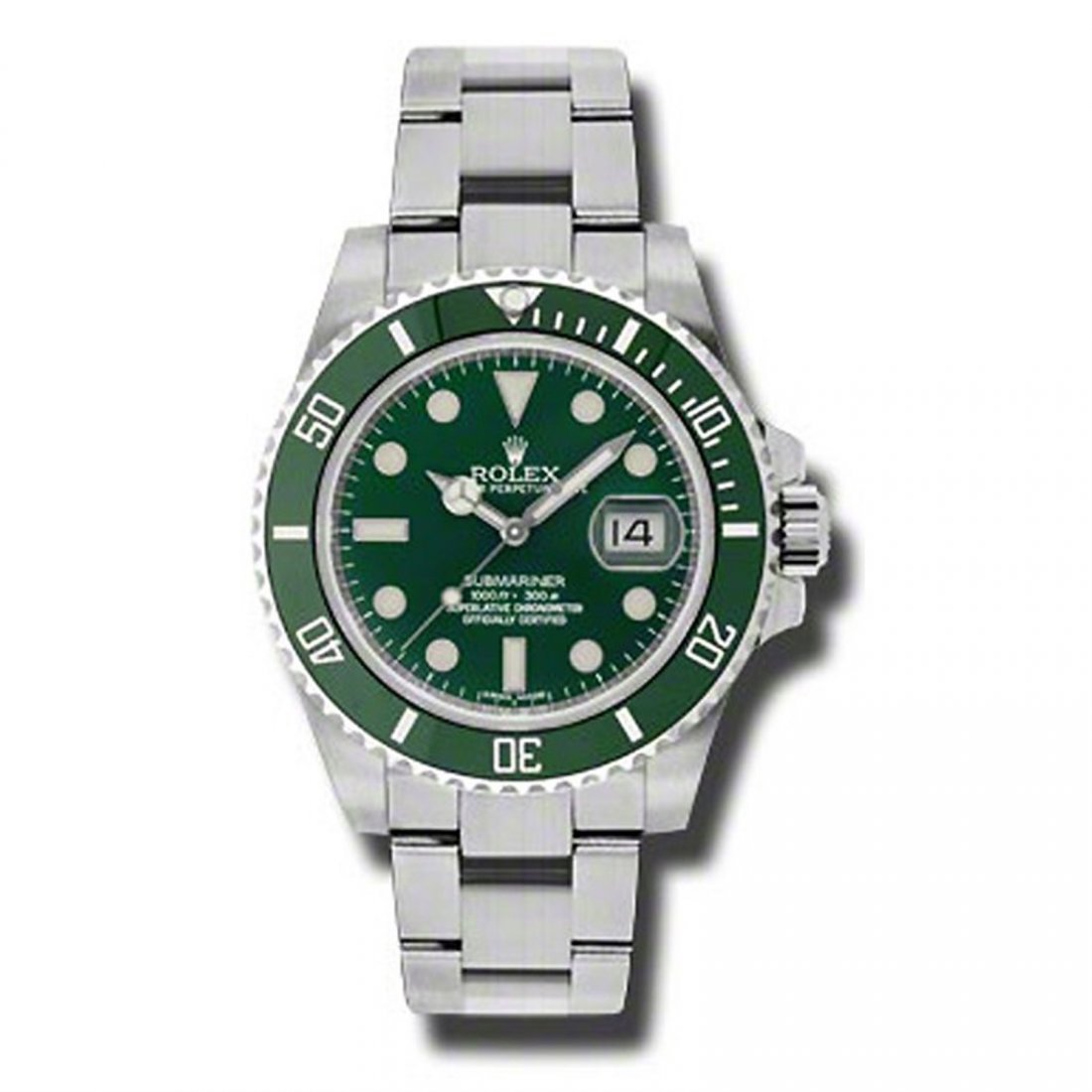 40mm Rolex Stainless Steel Oyster Perpetual Submariner