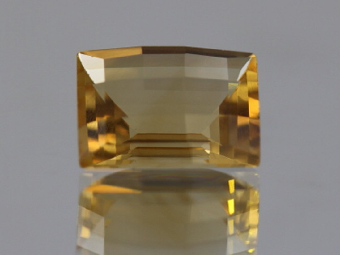 Citrine 6.80ct or over  Loose Stone