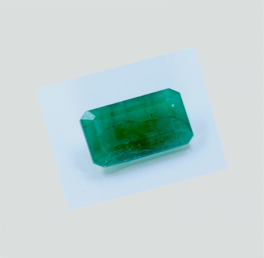 12 ct & up Emerald Cut EMERLD