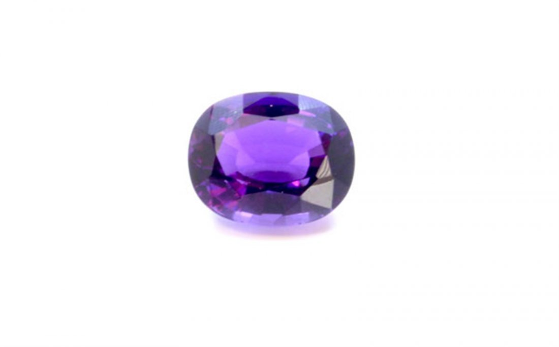 26 ct & up Amethyst Oval Shaped Loose Stone