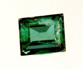 1.51 Ct Natural Blue Tourmaline / Indicolite