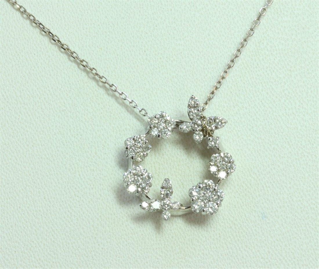 14K:3.8g/Diamond:0.84ct