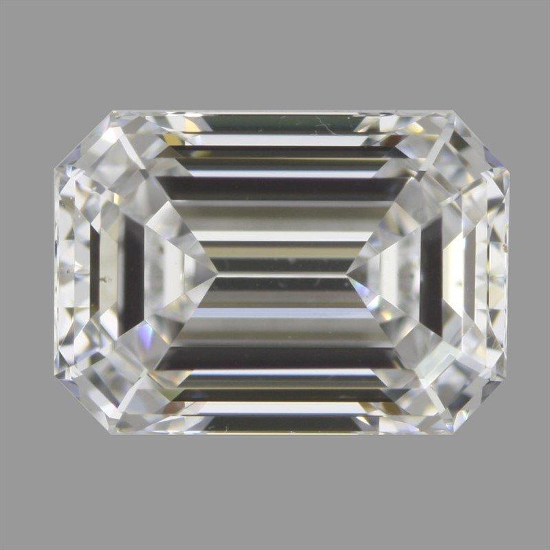 GIA/Emerald/D/VVS1/0.92Ct